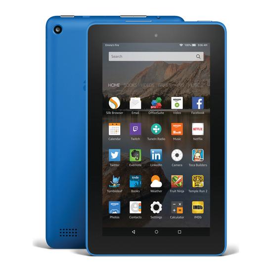 Amazon Fire 7 (WiFi, 8GB)
