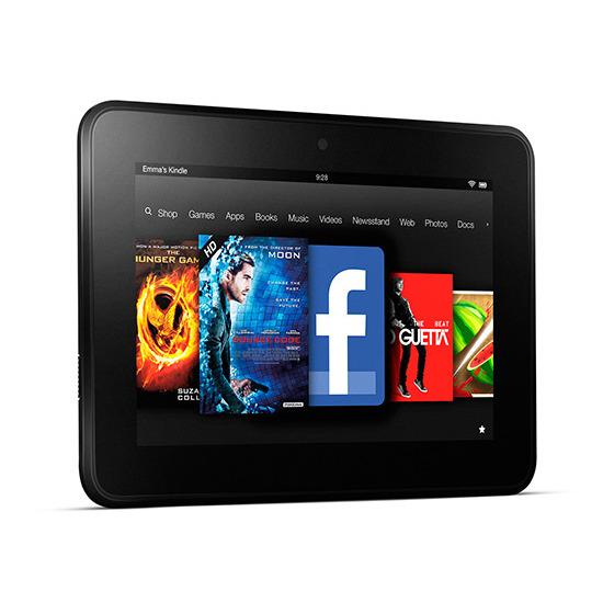 Amazon Kindle Fire HD 8.9 (WiFi, 16GB)