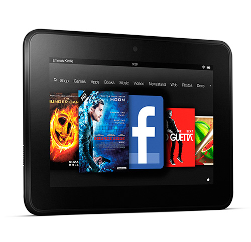 Amazon Kindle Fire HD 8.9 (WiFi, 16GB) Reviews, Prices and ...