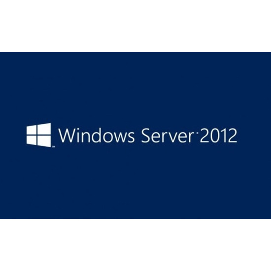 Microsoft Windows Server 2012 Standard Edition