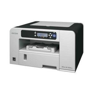 Photo of Ricoh Aficio™ SG 3110DN Printer