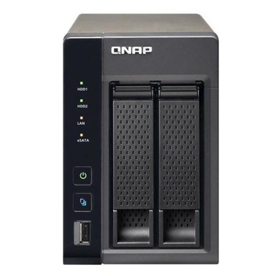 QNAP TS-269L 2-Bay NAS