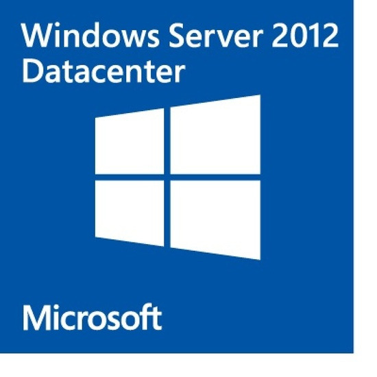 Microsoft Windows Server 2012 - Datacenter Edition OEM