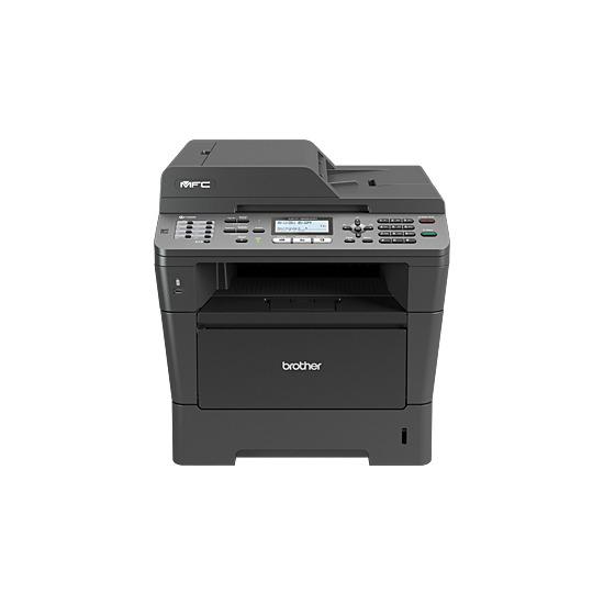Brother MFC-8520DN mono 4-In-1 laser printer