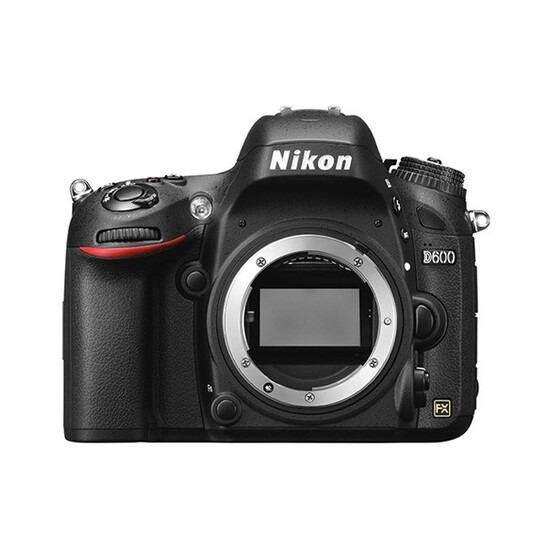 Nikon D600 Digital SLR Camera Body Only