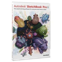 Autodesk Sketchbook Pro 6