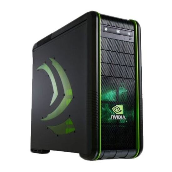 Cyberpower SLI Green Gamer