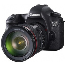Canon EOS 6D with 24-105mm Lens Reviews