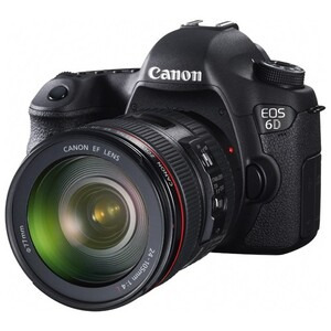 Photo of Canon EOS 6D With 24-105MM Lens Digital Camera