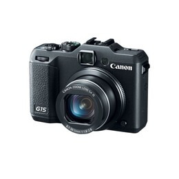 Canon PowerShot G15 Reviews