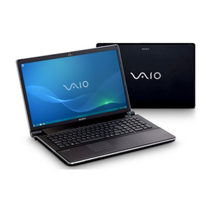 Photo of Sony Vaio VGN-AW41ZF Laptop