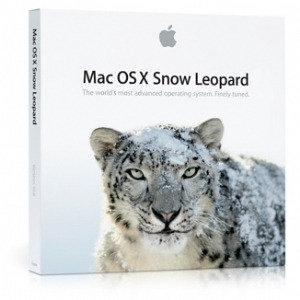 Photo of Apple Mac OS X 10.6 Snow Leopard - MC223Z/A Software
