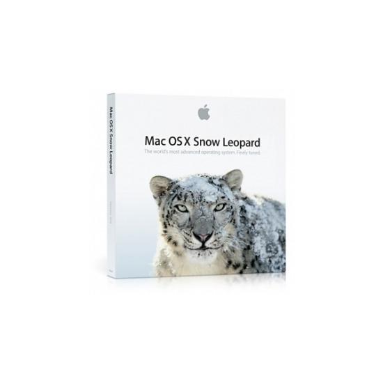 Apple Mac OS X 10.6 Snow Leopard - MC223Z/A