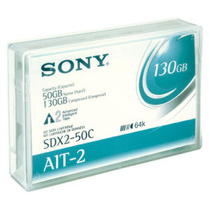 Photo of Sony SDX2 50C Tape