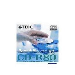 TDK CD RSX80EA Reviews