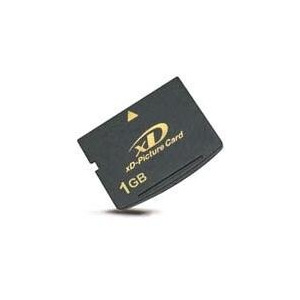 Photo of 1GB Dane-Elec XD Memory Card