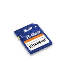 Kingston SD 2GB Reviews