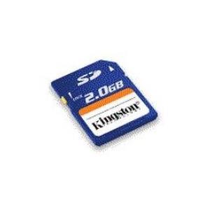 Photo of Kingston SD 2GB Memory Card