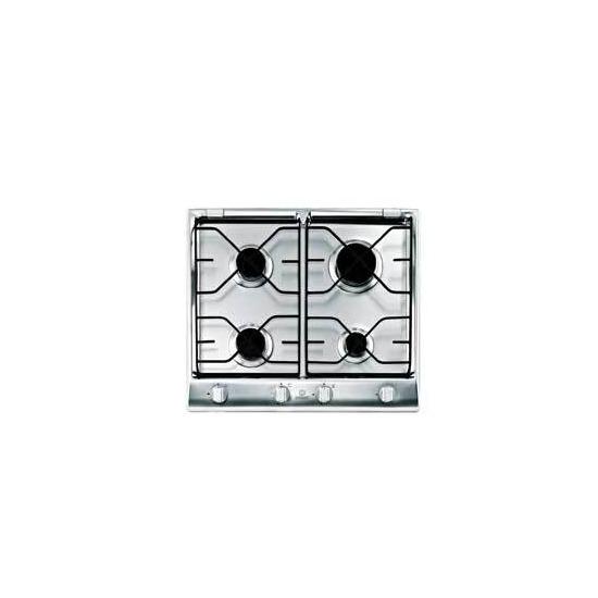 Indesit IP640SIX Prime Stainless Steel Gas Hob