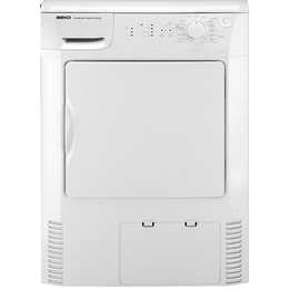 Beko ( U K) Ltd - Condenser Tumble Dryer - DRCS76W(CIH)-ex-display Reviews