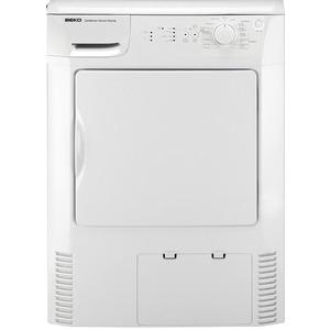 Photo of Beko ( U K) LTD - Condenser Tumble Dryer - DRCS76W(CIH)-Ex-Display Tumble Dryer