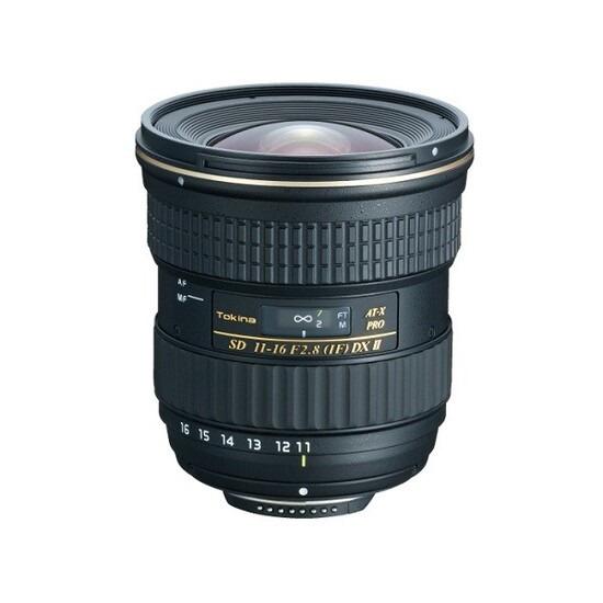 Tokina AT-X 116 PRO DX-II AF 11-16mm F2.8