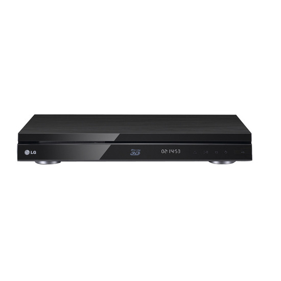 LG HR929M 3D Blu-ray Player with Freeview + HD Recorder - 1 TB HDD