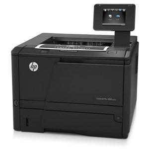 Photo of HP LaserJet Pro 400 M401D Laser Printer CF274A Printer