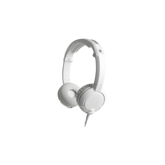 STEELSERIES Flux Gaming Headset - White