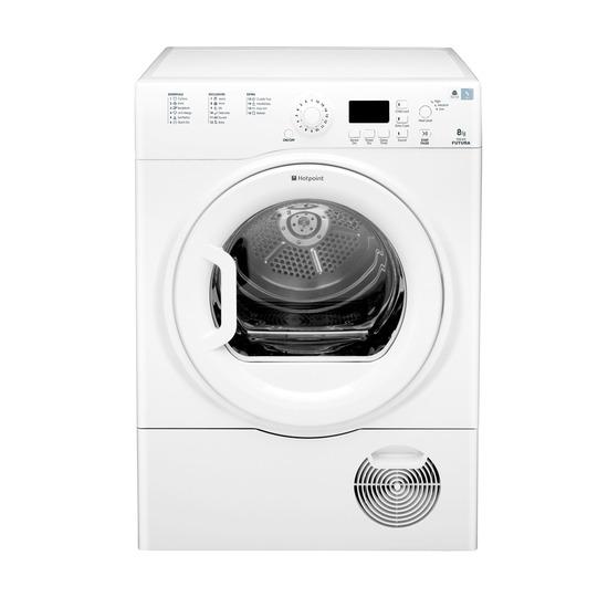 Hotpoint TCFG87C6P Condenser Tumble Dryer