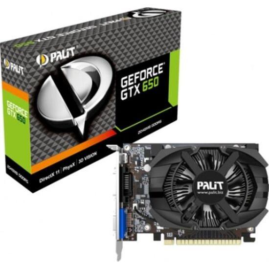 Palit GeForce GTX 650 (2GB GDDR5)