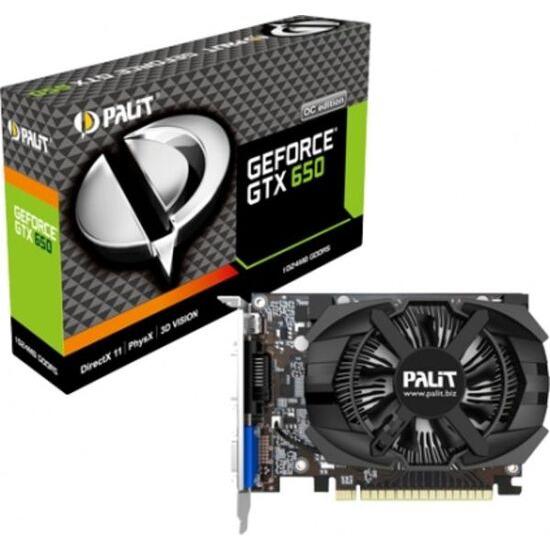 Palit GeForce GTX 650 OC 1GB