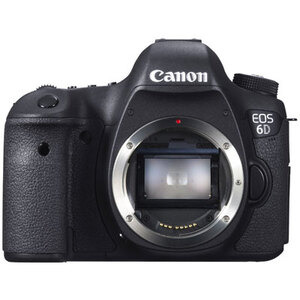 Photo of Canon EOS 6D Digital Camera