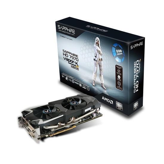 Sapphire HD 7970 Vapor-X  6GB