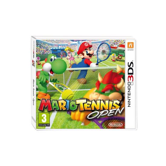 Nintendo Mario Tennis Open - Nintendo 3DS