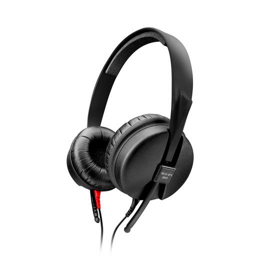 SENNHEISER HD 25-SP II Headphones - Black