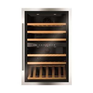 Photo of CDA FWV901SS Wine Cooler Fridge