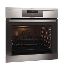 AEG BP7304021M Electric Oven - Stainless Steel Reviews