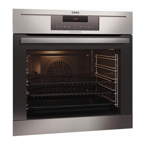 AEG BP7304021M Electric Oven - Stainless Steel