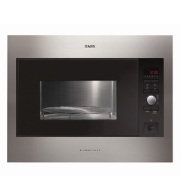 AEG MCD2664E-M Built-in Microwave with Grill - Stainless Steel Reviews