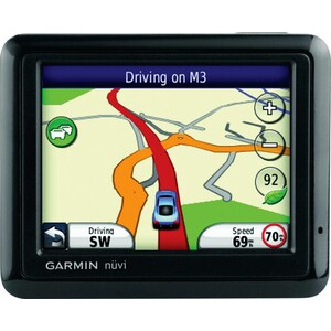 Photo of Garmin Nuvi 1210 UK & Ireland Satellite Navigation With Bluetooth Satellite Navigation