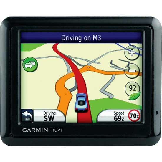 Garmin Nuvi 1210 UK & Ireland Satellite Navigation with Bluetooth