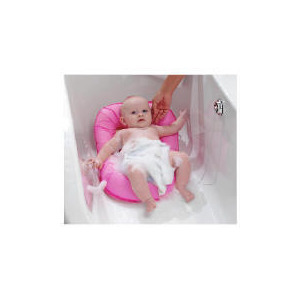Photo of Summer Comfort Bath Support - Pink Baby Product