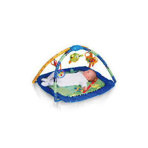 Photo of Bright Starts Sunny Friend Play Gym Baby Product