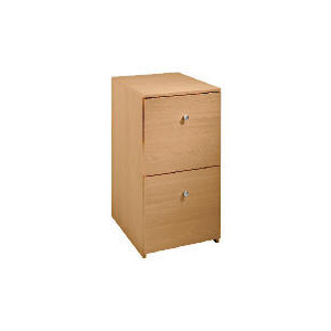 Photo of Rio 2 Drawer Filing Cabinet, Oak Furniture