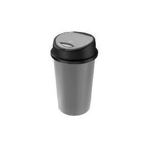 Photo of 45L Plastic Touch Open Bin Bin