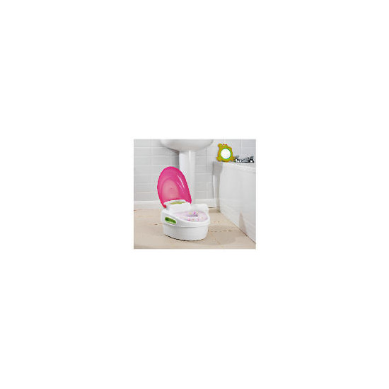 Summer Step by Step Potty Training System - Pink