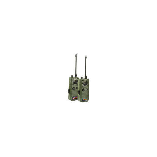 H.M. Armed Forces Satelite Phone Walkie Talkies