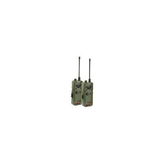 H.M. Armed Forces Satelite Phone Walkie Talkies