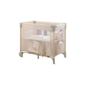Photo of Hauck Dream N Care Folding Bedside Crib Cot